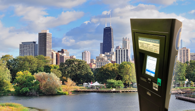 Flowbird Awarded Contract For Modernization of Chicago On-Street Parking System