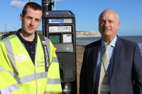 Parking Terminal Reliability Boosted on the Isle of Wight, UK