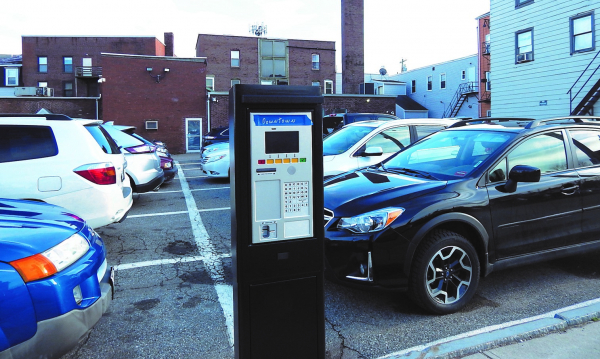 Biddeford, Maine Launches Paid Parking System with Flowbird