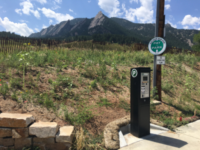 Chautauqua National Park - How the City of Boulder Managed Parking Demand in one of the Country's Most Popular Historical Landmarks