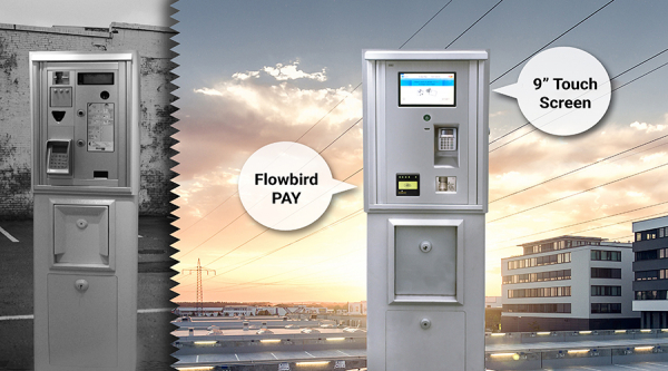 Flowbird PAY & Upgrade to Touch ~Release