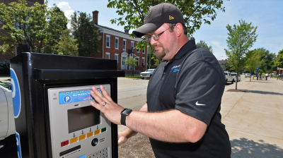 Paying for Parking in Erie Just Got Easier