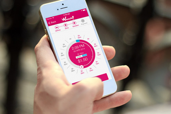 FLOWBIRD's WHOOSH! Parking App Launches in Massachusetts