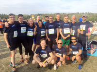 FLOWBIRD Sweden ran STAFESTEN for UNICEF - 2018