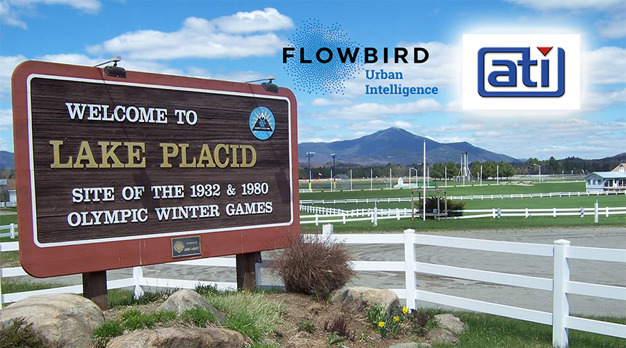 ATI and Flowbird Have Gold Medal Performance in Lake Placid