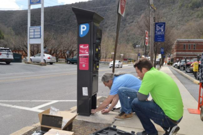 Jim Thorpe, PA Launches Whoosh! on 7 New Flowbird Kiosks
