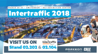Visit us at Intertraffic Amsterdam, 20-23 March.