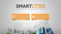Meet us at Nordic Smart Cities Live, Stockholm
