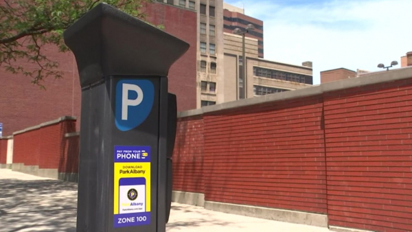 Albany Parking Authority Expands New Parking Meters and App